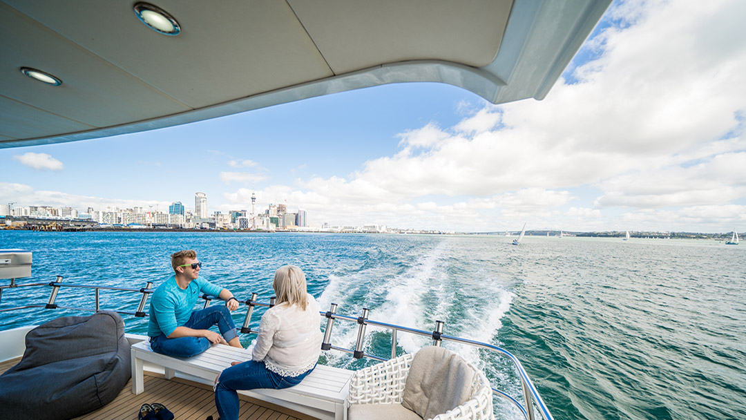 sailing charter auckland